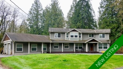Salmon River House with acreage for sale:  4 bedroom 4,138 sq.ft. (Listed 2018-04-20)